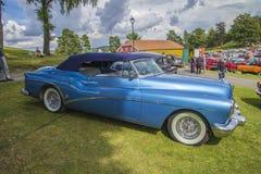 1953 buick skylark Royalty Free Stock Image
