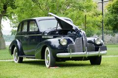 Buick special. Picture of the 1940 Buick special Royalty Free Stock Photo