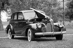 Buick special. Picture of the 1940 Buick special Royalty Free Stock Image
