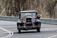 1929 Buick srebra rocznicy terenówka Zdjęcia Stock