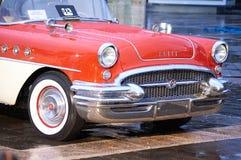 Buick sulla mostra Fotografia Stock