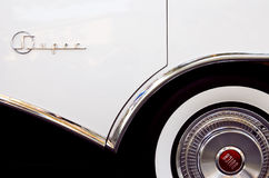 Buick Super 88 Fender & White Walls royalty free stock images