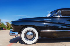 1947 Buick Super Sedanette classic car Stock Photo