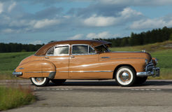 BUICK 51 SUPER Royalty Free Stock Photography