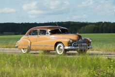 BUICK 51 SUPERBE Photographie stock