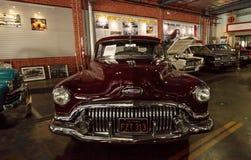 Buick 1951 toppna 8 Royaltyfri Foto