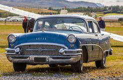 1955 Buick wiek Fotografia Royalty Free