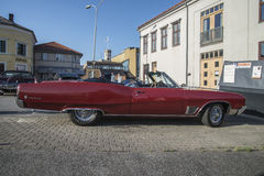 1968 Buick Wildcat convertible Royalty Free Stock Images