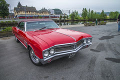 1965 buick wildcat convertible Royalty Free Stock Photography