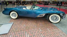 1954 Buick Wildcat II Concept Stock Photo