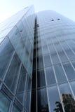 buiding现代的玻璃 库存照片