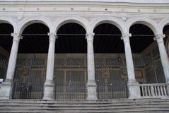 Buiding de Gran Guardia em Pádua em Vêneto (Itália) fotografia de stock