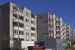 Buidings ανακαίνισης Στοκ εικόνα με δικαίωμα ελεύθερης χρήσης