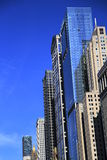 Buildings In Downtown Chicago Stock Image