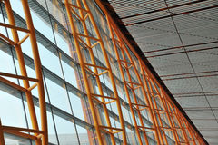 Buidling interior structure royalty free stock photos