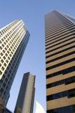 Buidlings céntricos de la oficina de Seattle Fotos de archivo