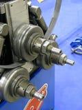 Buigende machine Royalty-vrije Stock Foto's