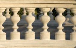 Buigende Pijlers 1 Stock Foto's