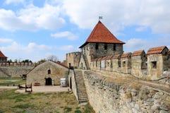 Buigmachine, de Vesting Cetatea Tighina van Transnistria - Bendery-in Transnistria Royalty-vrije Stock Fotografie