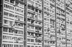 Buiilding residenziale di alto aumento Fotografia Stock Libera da Diritti