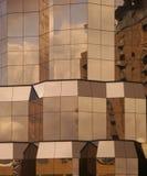 buil αντανάκλαση γραφείων Στοκ εικόνες με δικαίωμα ελεύθερης χρήσης