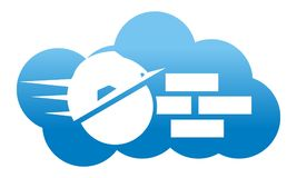 Build Cloud Better Faster Teamwork Royalty Free Stock Photos