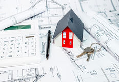 Build a House Stock Image