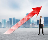 Build and sustain success Stock Images