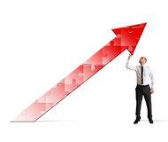 Build and sustain success Royalty Free Stock Photo