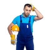 Builder - Construction Worker Stock Image