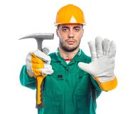 Builder - Construction Worker Stock Image