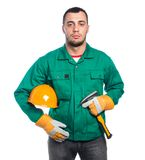 Builder - Construction Worker Stock Photos