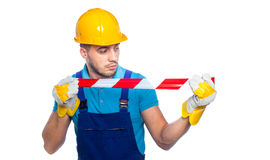 Builder - Construction Worker Stock Images
