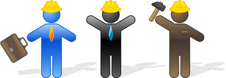 Builder, constructor Stock Photos