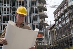 Builder Designer Royalty Free Stock Photography