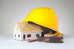 Builder equipment Royalty Free Stock Photography