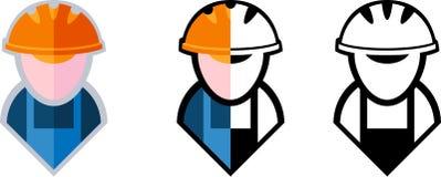 Builder symbol Stock Photo