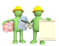 Builders Stock Photo