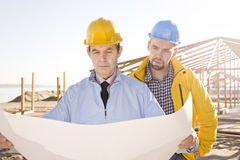 Builders Stock Photography