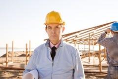 Builders Stock Image