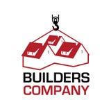 Builders Company标志或标志 图库摄影