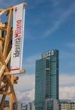 Buildin-Ausstellung Lizenzfreies Stockbild
