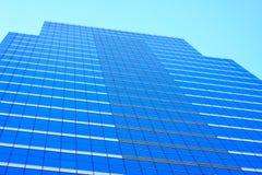 Buildinds corporativi Fotografia Stock