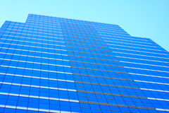 Buildinds de corporation Photo stock