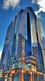 Building Montréal Canada royalty free stock photos