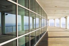 Building. Vasco da Gama Tower Royalty Free Stock Image