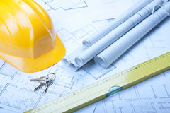 Building! Stock Photography