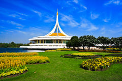 Building. In the park at Thailand Royalty Free Stock Image