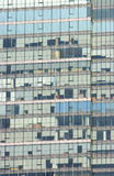 modern building glass wall Royalty Free Stock Photography