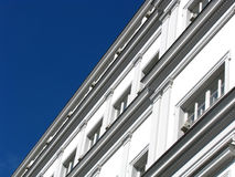 Building. Photo of building in Belgrade royalty free stock image